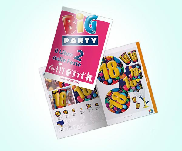 Big Party – Cataloghi