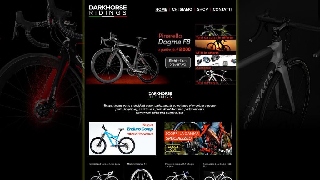 darkhorse-ridings