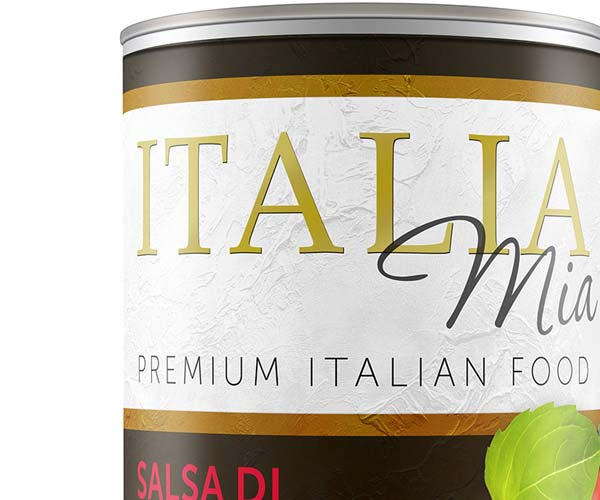 ITALIA MIA – Packaging